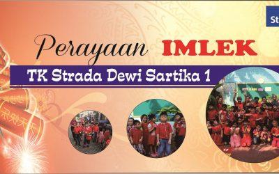 Perayaan IMLEK TK Strada Dewi Sartika 1